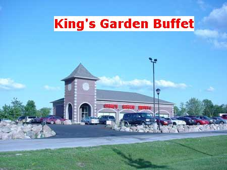 King's Garden Buffet in Northpoint Business Park, Huntington, Indiana